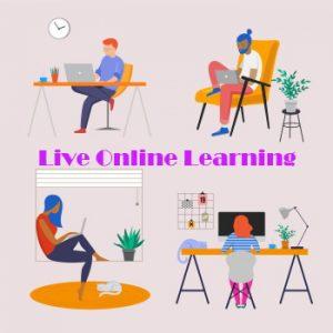 live online image
